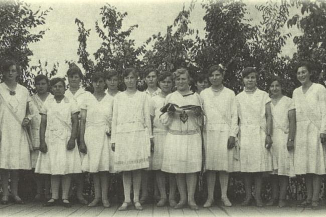 Damenriege 1931